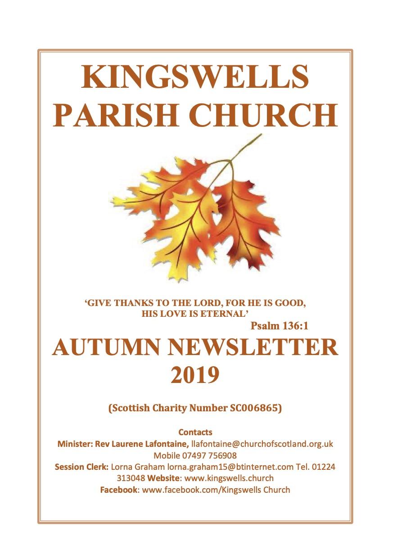 Autumn 2019 II